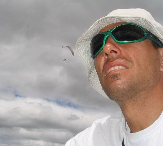 paragliding instruktor stefan vyparina